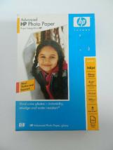 "New Advanced HP Photo Paper Inkjet Glossy 4"" X 6"" 100 Sheets - $15.00"