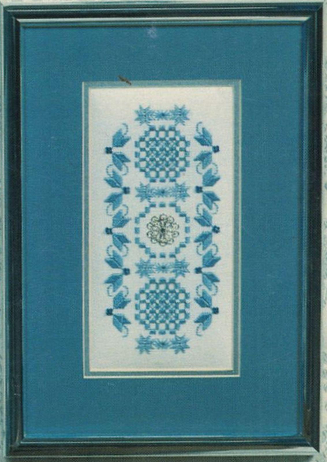 I Love Winter Hardanger Embroidery Seasonal Sampler Rosalyn Watnemo Book image 4