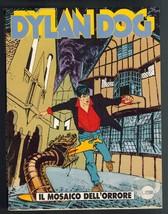 Dylan Dog #92 Il Mosaico dell'Orrore Bonelli 1994 Corrado Roi - £2.41 GBP