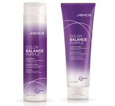 Joico Color Balance Purple Shampoo & Conditioner - NEW - $29.99