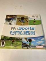 Wii Sports (Nintendo Wii, 2006) Game Disc & Sleeve Only Tested & Working - $18.81