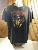 Sturgis Harley Davidson T Shirt Cotton Black Hills 01 Biker Motorcycle Mens XL  - $18.95