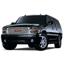Brightest Blue LED Halo Ring Fog Light Kit for GMC Yukon Denali 01-06 - $61.68