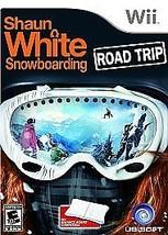 Shaun White Snowboarding: Road Trip (Nintendo Wii, 2008) - $4.51