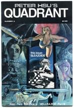 Quadrant #3 1983- Hellrazor- Pter M Hsu- Sleazoids NM- - $18.62