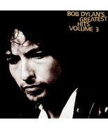 Bob Dylan (Bob Dylan's Greatest Hits Vol. 3) CD - $2.98