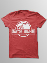 Jurassic World shirt kids Raptor Trainer shirt kids Jurassic World t-shirt - $20.00
