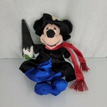 "Disney Minnie Mouse as MARY POPPINS Plush bean bag vtg rare 8"" Store - $42.56"