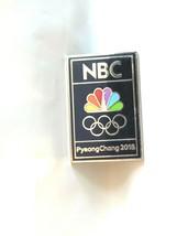 PYEONGCHANG 2018 OLYMPICS NBC Pin Peacock Pyeong Chang South Korea WINTE... - $19.95