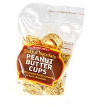 Trader Joe's Mini Dark Chocolate Peanut Butter Cups (Pack of 3) - $10.64