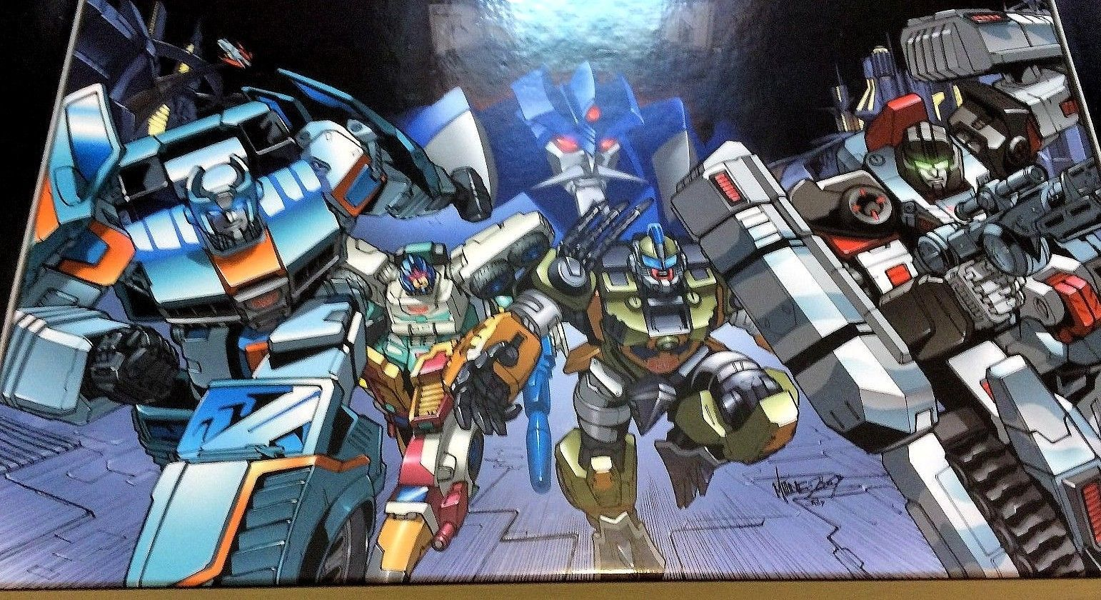 Transformers Botcon Exclusive 2009 TIMELINES WINGS OF HONOR Box SET w/ CERT AUTH image 5