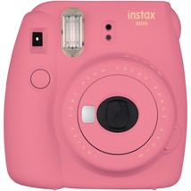 Fujifilm 16550631 instax mini 9 Instant Camera (Flamingo Pink) - $82.22