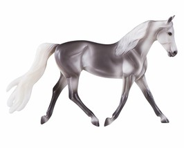 Breyer classic size horse 956  GREY SADDLEBRED Very Well Done  <> - $18.37