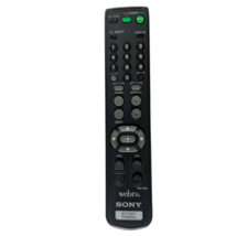 Genuine Sony WebTV Remote Control Internet Terminal RM-Y801 - $16.83