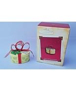 Hallmark Keepsake Ornament Gift Of Friendship Box 2004 New In Box - $8.09
