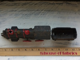 Repo/Maybe Toy Vintage Style Cast Iron Train Engine and Coal Car #50~No ... - $23.99