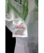 RARE 1960s Penneys Gaymode Dress Slip Metal Sliders Womens Size 34 NOS U... - $18.70