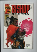 Bishop #1 - The Last X-Man - Marvel Comics  Double Sized Harris, Jeantt,... - $8.61