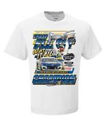 Chase Elliott #9 NAPA Chevy w/his 2020 NASCAR Championship Large Tee shirt - $23.00