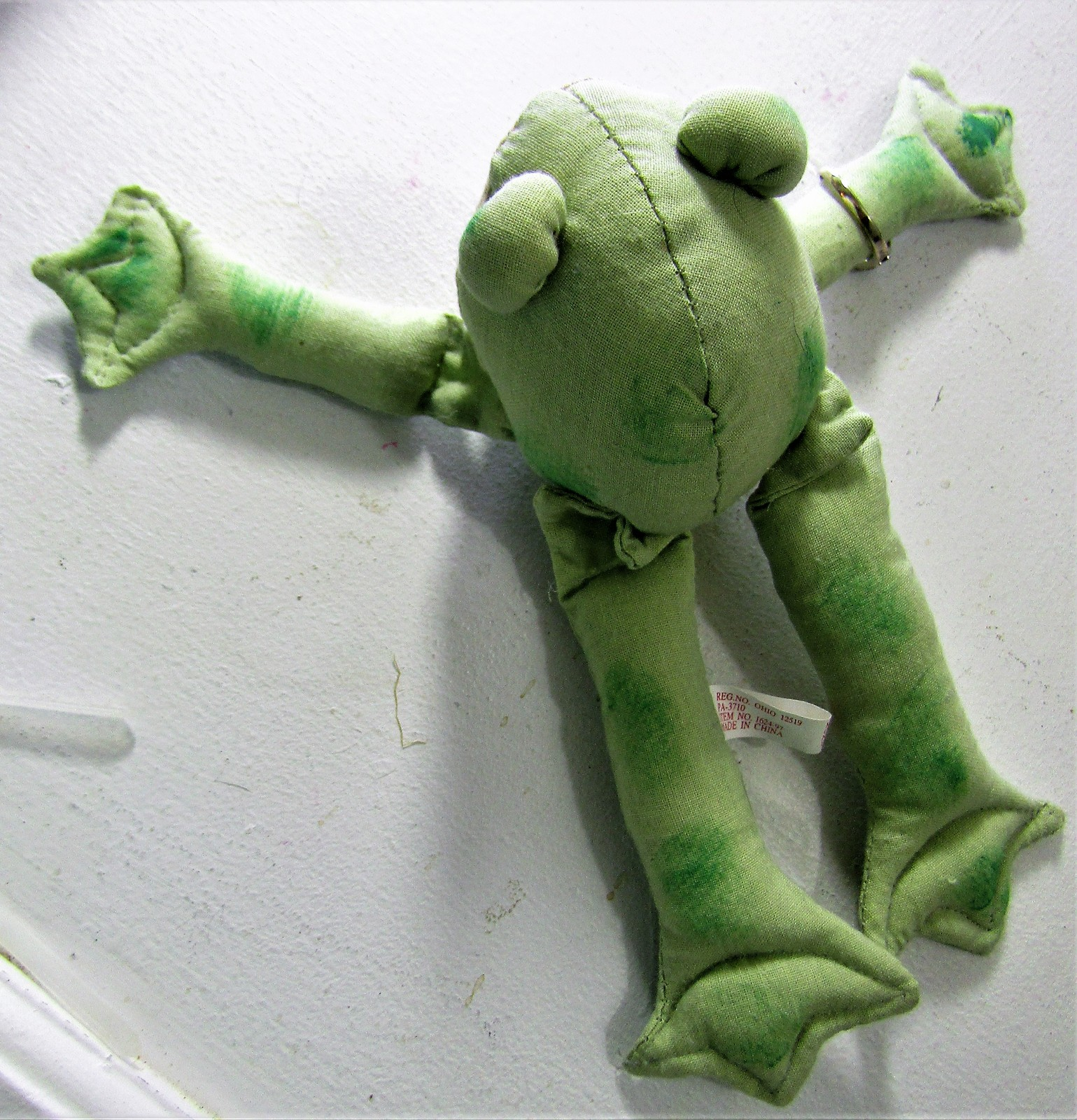 """Froggy Went a-Courtin' "" Proposal Poppet image 11"