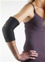 Corflex Neoprene Elbow Compression Sleeve-S - Black - $21.99