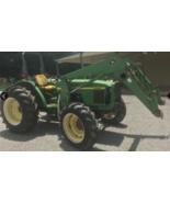 1999 JOHN DEERE 5410 FOR SALE IN GANINSVILLE, GA 30504 - $29,200.00