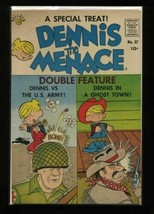 Dennis the Menace #37 VG/F 1959 Fawcett Comic Book - $10.88