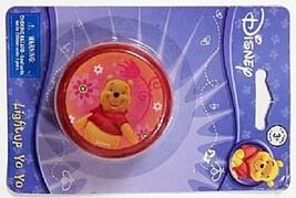 Disney Winnie The Pooh Lightup Yo Yo Yoyo YO-YO New - $10.99