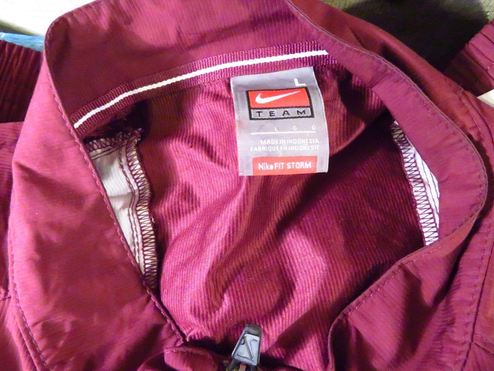 Pants Red Nfl Rare New Customers First Nike Arizona Cardinals Storm-fit Suit Jacket 3xl 4xl
