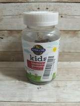 Garden of Life Kids Immune Gummy, Cherry Flavor - Vitamin C, D & Zinc Gummies  - $42.56