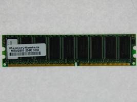 Mem2851-256d 256mb Mémoire pour Cisco 2851 - $27.50