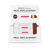 PhD - Woman - Meal Replacement - Chocolate Peanut - 12 Bars - $37.90