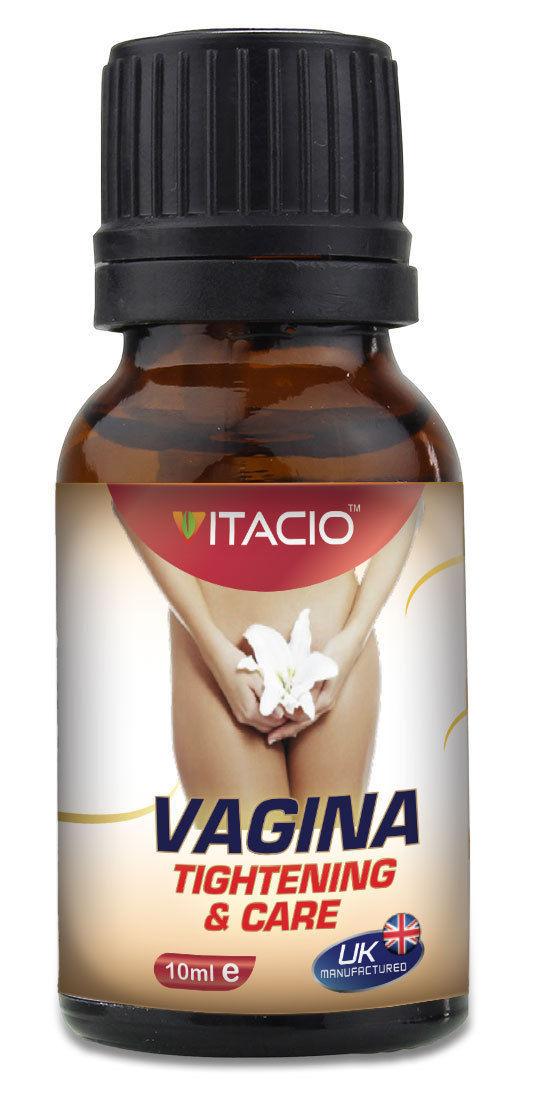Natural Vagina Tightening, Conditioning Massage Oil 10ml