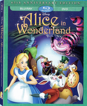 Disney's Alice in Wonderland 65th Anniversary (Blu-ray + DVD)