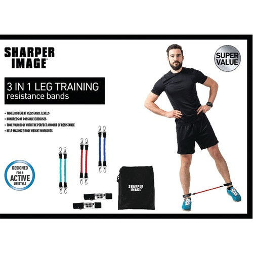 Sharper Image 3-in-1 Training Kit
