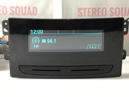 13 14 15 Chevrolet Malibu Information Display Screen Control Used Stock G142 - $55.25