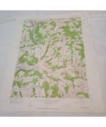 1960 VTG Map New York Chenango forks quadrangle topo geological survey (... - $64.35