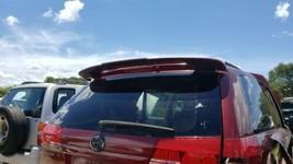 04-10 Toyota Sienna Wing Air-Flow Pedestal Rear Spoiler