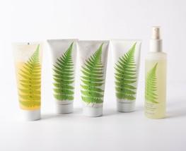 Lot 5 Avon Diane Von Furstenberg Forest Lily Body Lotion Mist Spray Show... - $68.31