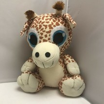"Peek A Boo Toys Big Eyes Large Giraffe Cute Animal Plush Stuffed Animal 18"" - $39.99"
