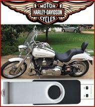 2006 Harley-Davidson Softail Models Service Repair Manual On USB Flash Drive - $18.00