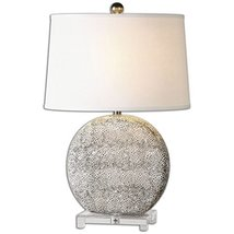 Uttermost 26132 Albinus Lamp, White - $327.80
