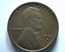 1915-D LINCOLN CENT PENNY CHOICE ABOUT UNCIRCULATED+ CH. AU+ NICE ORIGIN... - $68.00