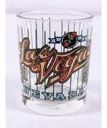 "Las Vegas Nevada Cards Dice 777 2.5"" Collectible Shot Glass - $7.65"