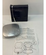 Avon Light Up Mirror Compact Silver Gray-2002-New In Box - $12.99