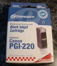 CANON PGI 220 BLACK INK CARTRIDGE CANON PIXMA BLACK INK PGI-220 SEALED I... - $3.99
