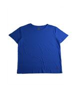 Polo Ralph Lauren Men's Crew Neck Short Sleeve Sleep Shirt Blue Medium - $13.86