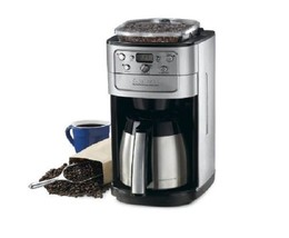 Grind and Brew Coffee Maker With Grinder Therma... - $204.92