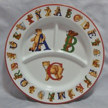 Tiffany & Co. Alphabet Bears Child's Plate - $16.83