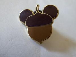 Disney Trading Pins 74021 Mickey Mouse Icon - Acorn and Pilgrim Hat- Acorn - $9.49